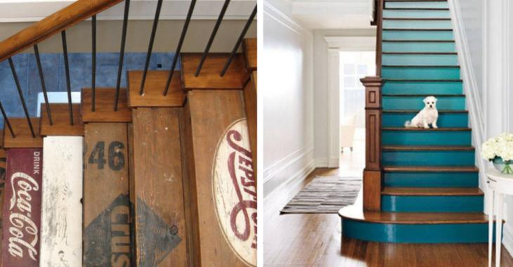 15 idées inspirantes pour décorer les escaliers avec originalité