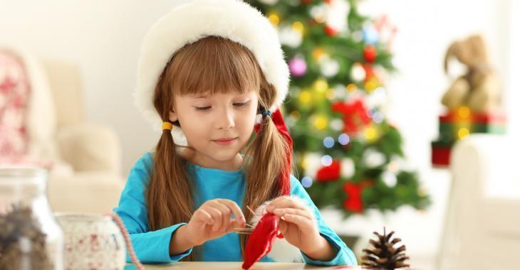 15 idées de bricolages de Noël à créer avec les enfants