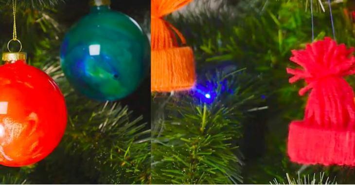 5 décorations de Noël à fabriquer soi-même facilement