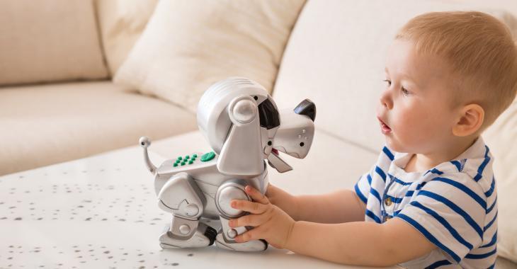 Pensez-y à deux fois avant d'offrir un « jouet intelligent » à un enfant