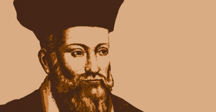 6 prophéties de Nostradamus qui concernent l'année 2019