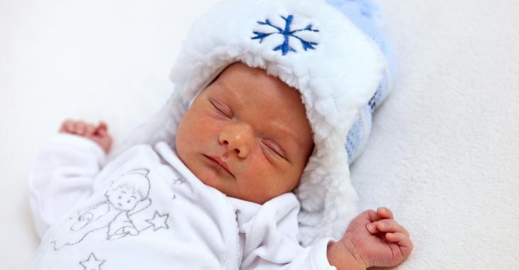 Selon une étude, si votre bébé est né en janvier ou février, il a de bonnes chances de devenir riche et célèbre!