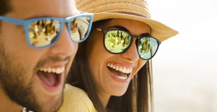 Les couples qui rient ensemble restent ensemble!