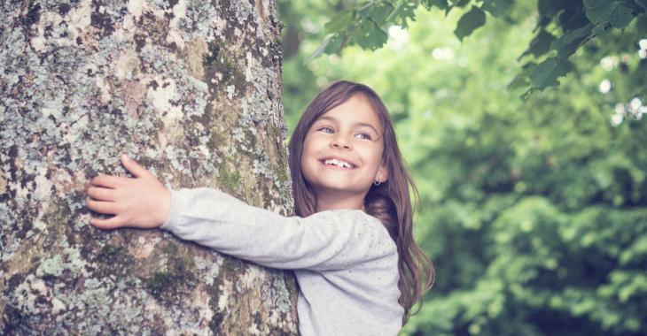 Selon les scientifiques, les enfants qui sont en contact avec la nature se comporteraient mieux