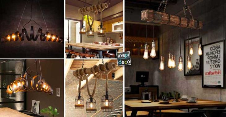 15 idées de luminaires vintage pour réchauffer votre décor!
