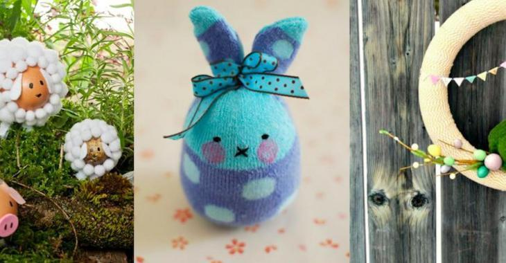 20 idées géniales de décorations à reproduire pour Pâques