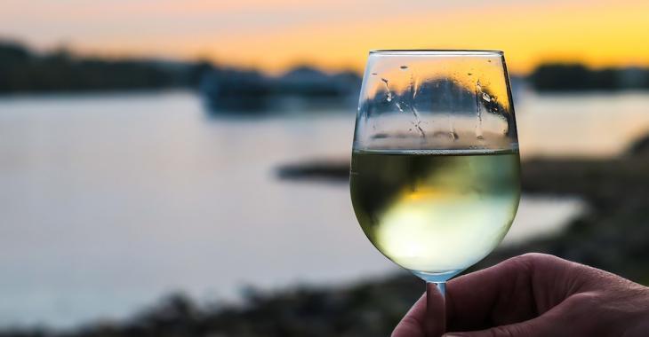 Selon des chercheurs, boire deux verres de vin blanc avant de dormir permettrait de maigrir!
