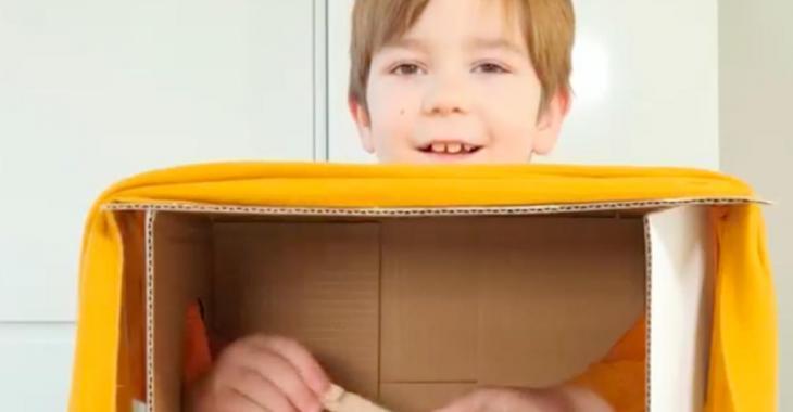 Comment créer une boite sensorielle pour les enfants, pour un coût minime