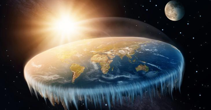 Une croisière pour adeptes de la théorie de la Terre plate aura lieu en 2020, pour atteindre le bout du monde…