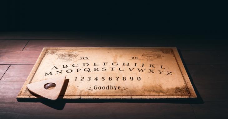 Des chercheurs auraient découvert comment fonctionne le Ouija