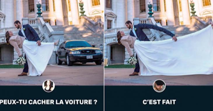 Un pro de Photoshop réalise les retouches demandées par des internautes de façon super drôle!