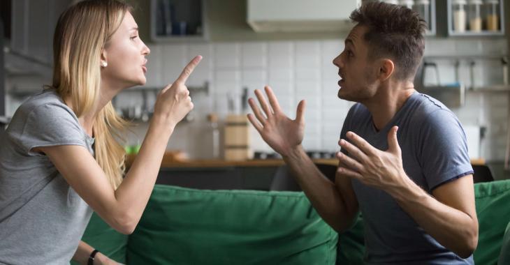 Messieurs, votre conjointe a un caractère fort? C'est une bonne nouvelle pour votre santé!