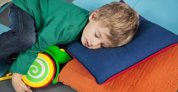 La sieste rendrait les enfants plus heureux