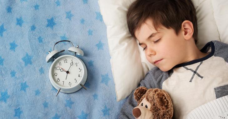 Voici le nombre d'heures de sommeil nécessaire à chacun selon son âge