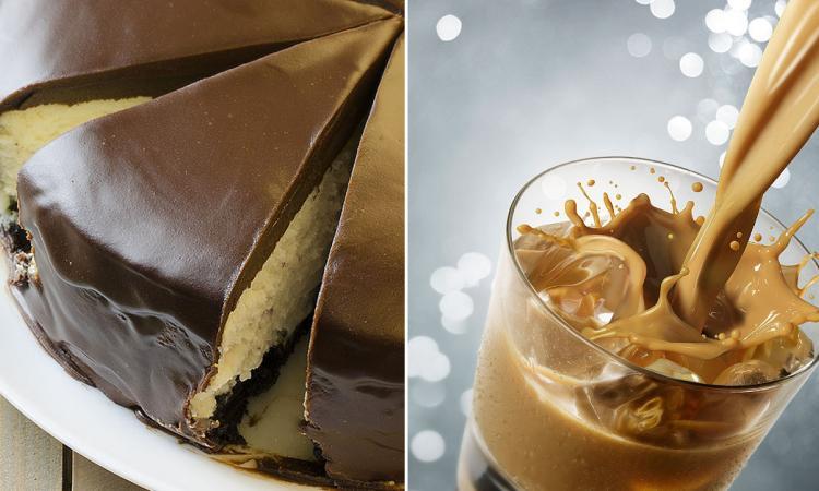 Un gâteau au fromage.... à la Crème de Baileys! Personne ne pourra y résister!