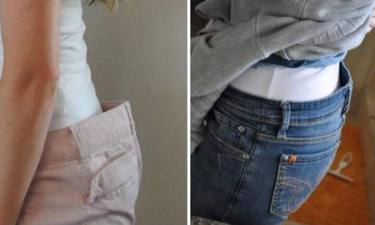 Avez-vous ce problème avec vos pantalons? Voici un truc simple pour le régler!