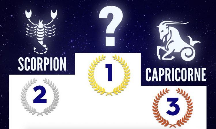 Quels sont les meilleurs et les pires signes astrologiques? Une étude établit ce classement surprenant!