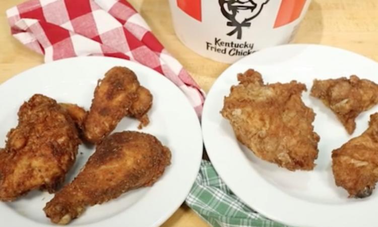 Le fameux secret du Colonel n'est plus un secret! Voici la liste des 11 épices pour faire du poulet PFK à la maison!